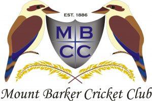 Mount Barker Cricket Club Logo