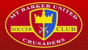Mount Barker United Soccer Club Logo