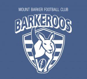 Barkeroos Mount Barker Football Club Logo