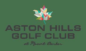 Aston Hills Logo Black