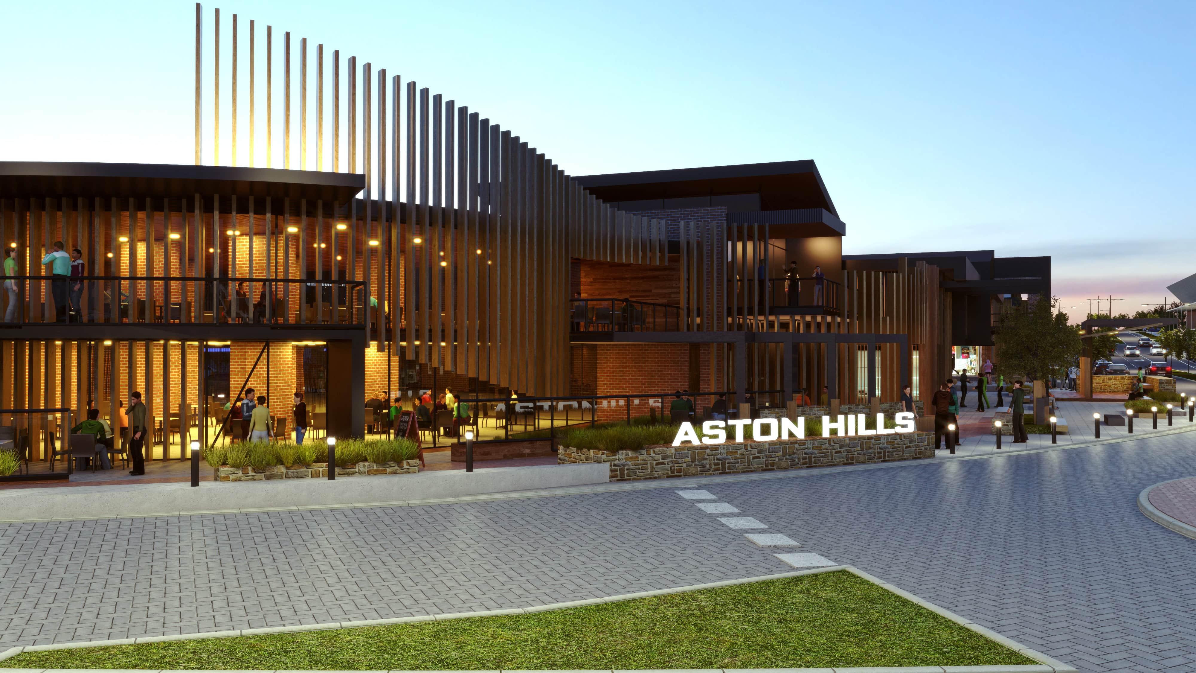 Aston Hills Mount Barker Village Centre Shops