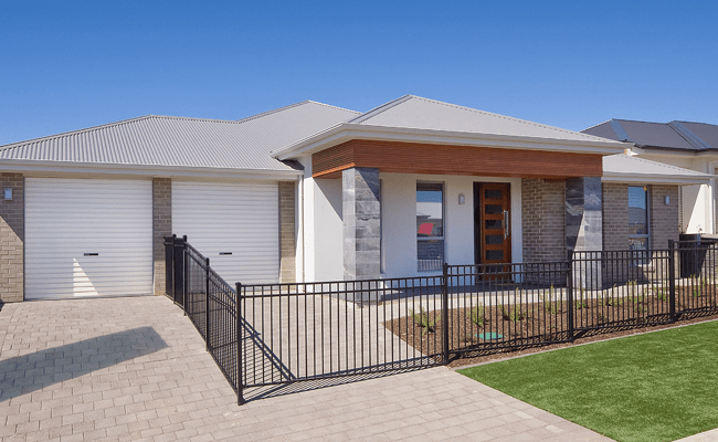 Rossdale Rockleigh Display Home