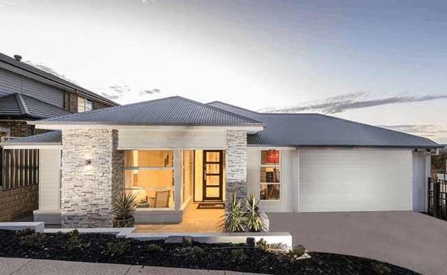 Simonds Rio Display Home